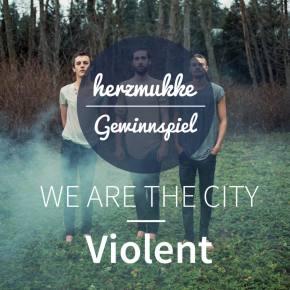 Gewinnspiel - We Are The City / CD