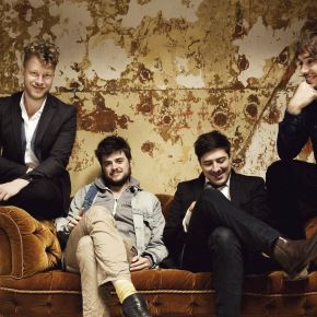 Mumford & Sons - Secret Gig im Berliner Magnet