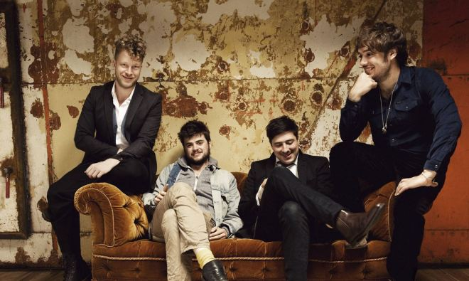 Mumford and Sons Press Image