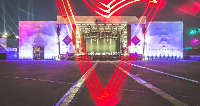 Melt! Festival 2014 Donnerstag
