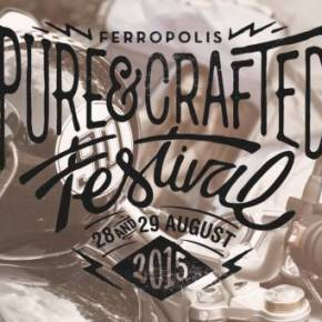 Pure & Crafted - Festival-Neuling mit ersten Bands