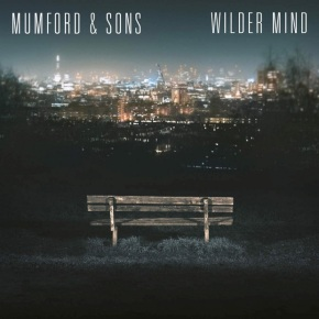 Mumford and Sons Wilder Mind Cover