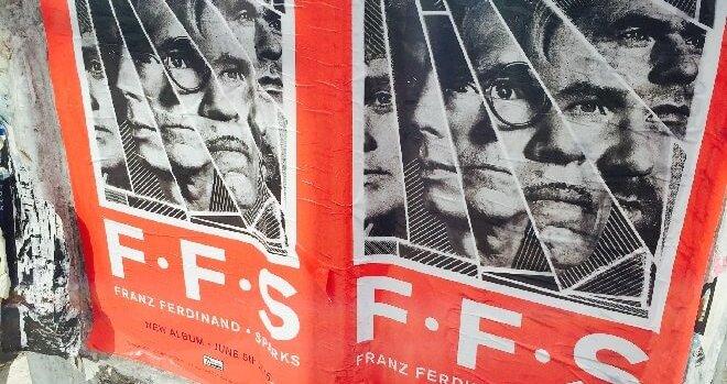 FFS_Franz_Ferdinand_Sparks_Cover_Album