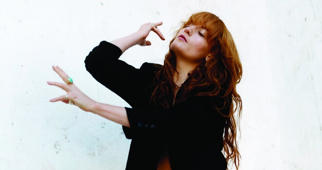 Florence + The Machine - Pressebild 2015 - CMS Source