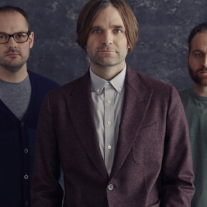 Death Cab For Cutie im November auf Tour