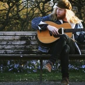 Stu Larsen - das Leben als Vagabund