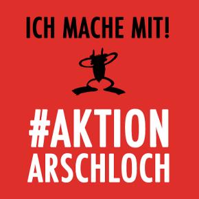 Aktion Arschloch! - Die Ärzte Song downloaden gegen Nazis