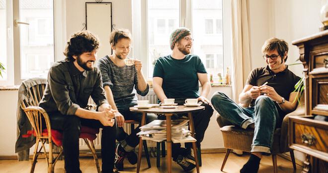 Komparse Band Köln 2x3 by PhotoMo