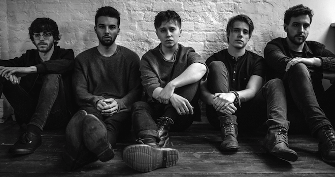 nothing but thieves presse