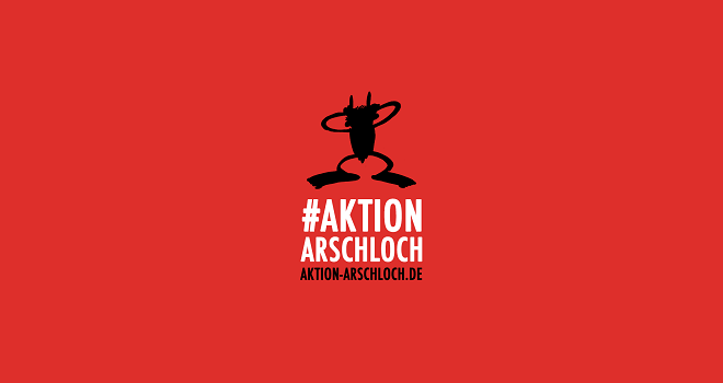 wallpaper_16-10 Aktion Arschloch