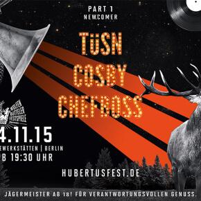 Tickets für das Jägermeister Hubertusfest // Part 2