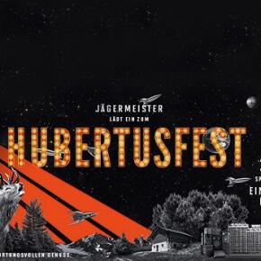 Tickets für das Jägermeister Hubertusfest // Part 1