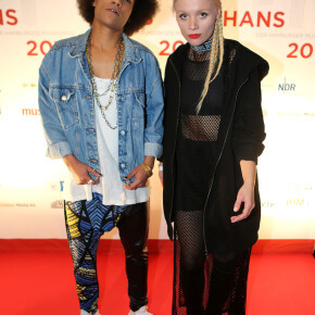 HANS - Der Hamburger Musikpreis 2015: Chefboss (Alice Martin & Maike Mohr)