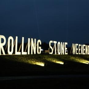 Raus an die See - So wars beim Rolling Stone Weekender 2015