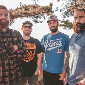 Punk's not dead - Four Year Strong live im Cassiopeia