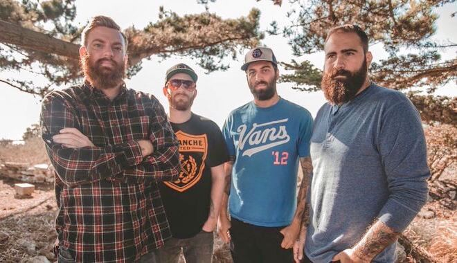 Four Year Strong Presse