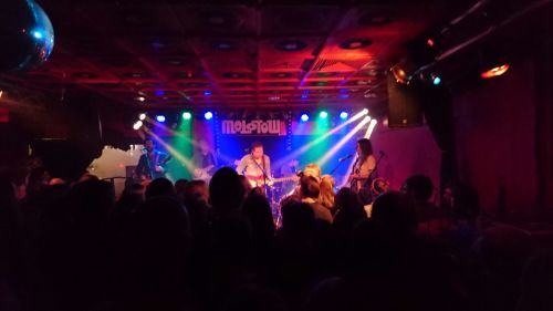 The Paper Kites performen im Molotow