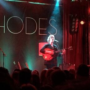Rhodes im Lido Berlin - Die Flucht vor den eigenen Emotionen