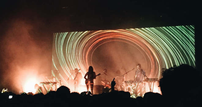 Tame Impala Columbiahalle Berlin