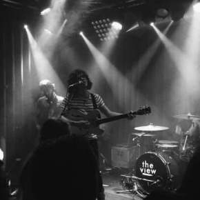 The View - schottischer Rock'n'Roll im Privatclub