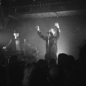 AaRON - die französische Band erobert Berlin wie im Sturm