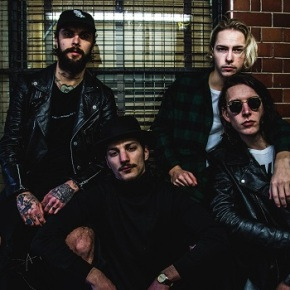 The Hunna - Indie-Rock im Berliner Auster-Club