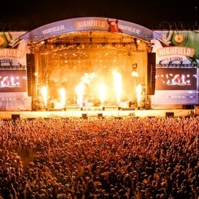 Highfield Festival 2020 - Erste Bandwelle angerollt