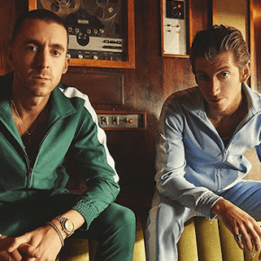 The Last Shadow Puppets - 23.08.2016 - Columbiahalle (+Verlosung)