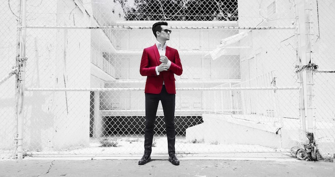 Panic! At The Disco Shervin Lainez