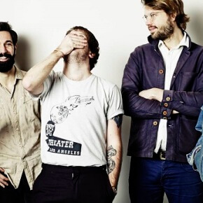 Treetop Flyers - die Folk-Rocker am 25.04. im Grüner Salon (+Verlosung)