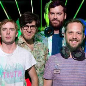 Dr. Dog am 19. April im Privatclub