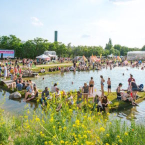 Malzwiese - Das Sommer-Open-Air in Berlin
