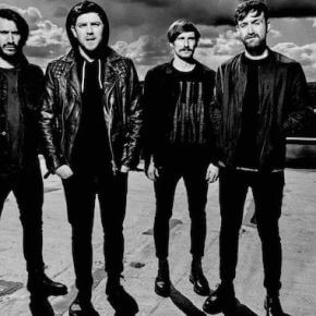 Twin Atlantic am 20. Juli im Musik & Frieden (+Verlosung)