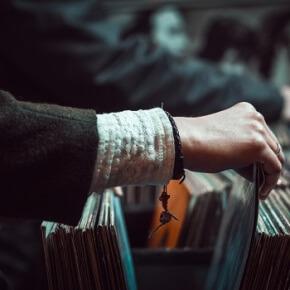 Der Laden als Musikbibliothek - auf ein Wort mit Second-Hand-Records
