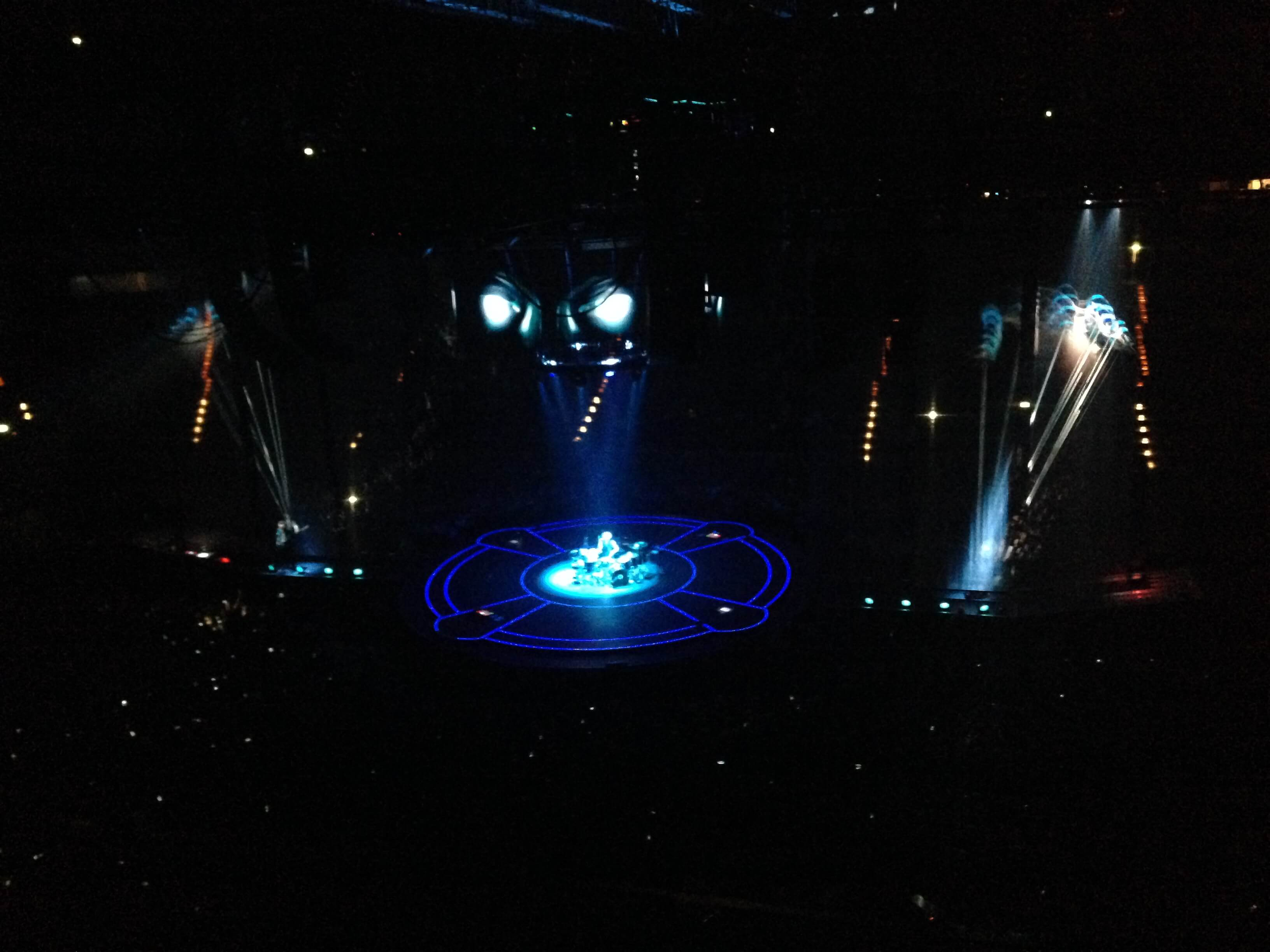 Muse performen Handler