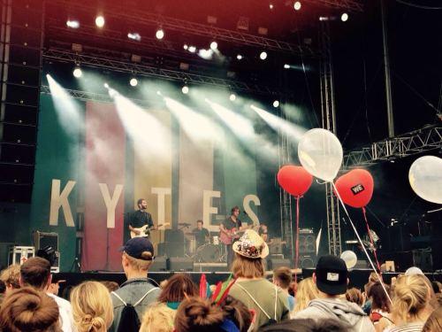 KYTES beim MS Dockville 2016