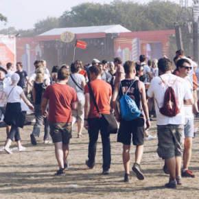So war es bei der zweiten Ausgabe des Lollapaloozas