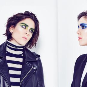 Tegan and Sara im Frühjahr auf Tour