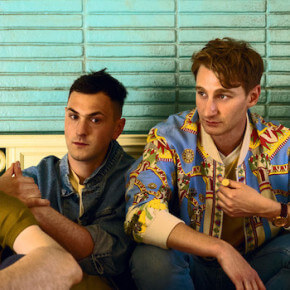 Glass Animals im April 2017 in Berlin, Köln & München
