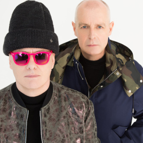 Hauptsache bunt // Pet Shop Boys, 01.12.2016, Tempodrom Berlin