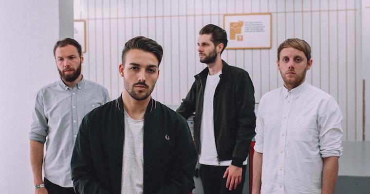 I Heart Sharks // Wir wollen eine große Indie Band sein