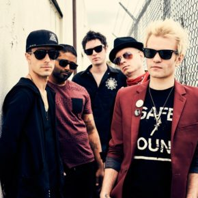 Sum 41 am 09.02. in der Columbiahalle