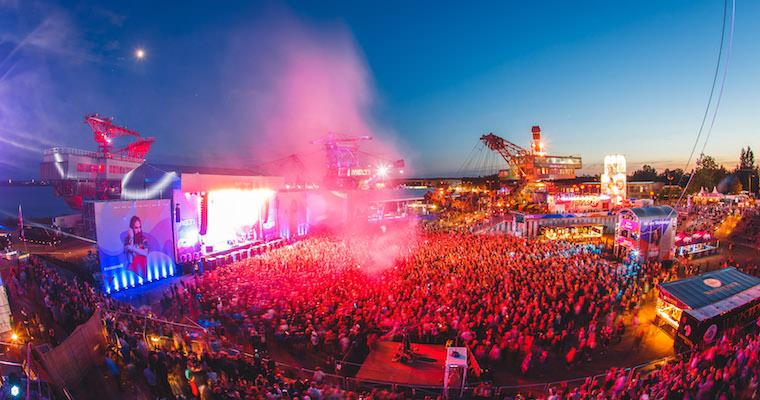 Melt Festival 2016 - Freitag