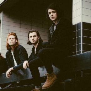 Frischer Indie Rock // The Amazons im Musik & Frieden