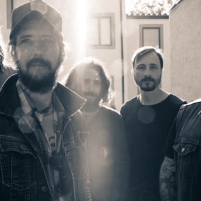 Band Of Horses am 14.08.2017 im Huxley's Berlin