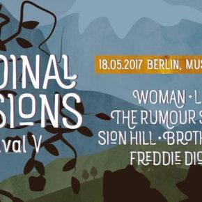 Cardinal Sessions Festival V - das intime Clubfestival