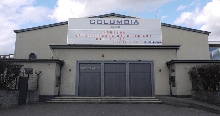 Columbiahalle Berlin Teaser
