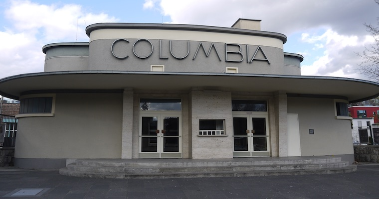 Columbia Theater Teaser