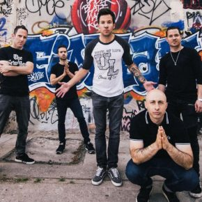 Simple Plan & Mallory Knox am 28.05. im Astra Berlin