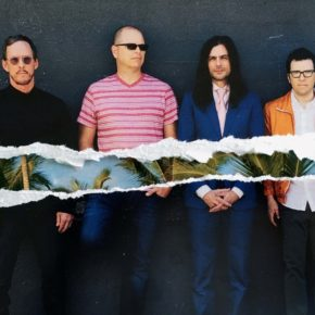Weezer am 15.10. in der Columbiahalle Berlin
